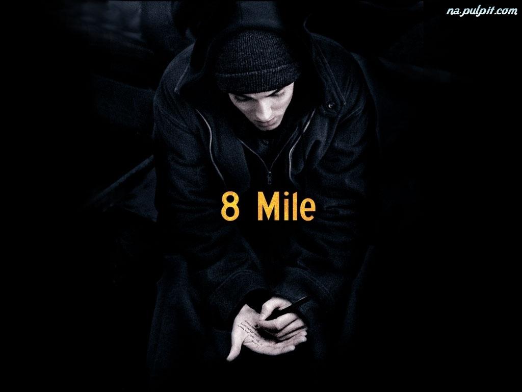 8  миля  фильм  eminem: